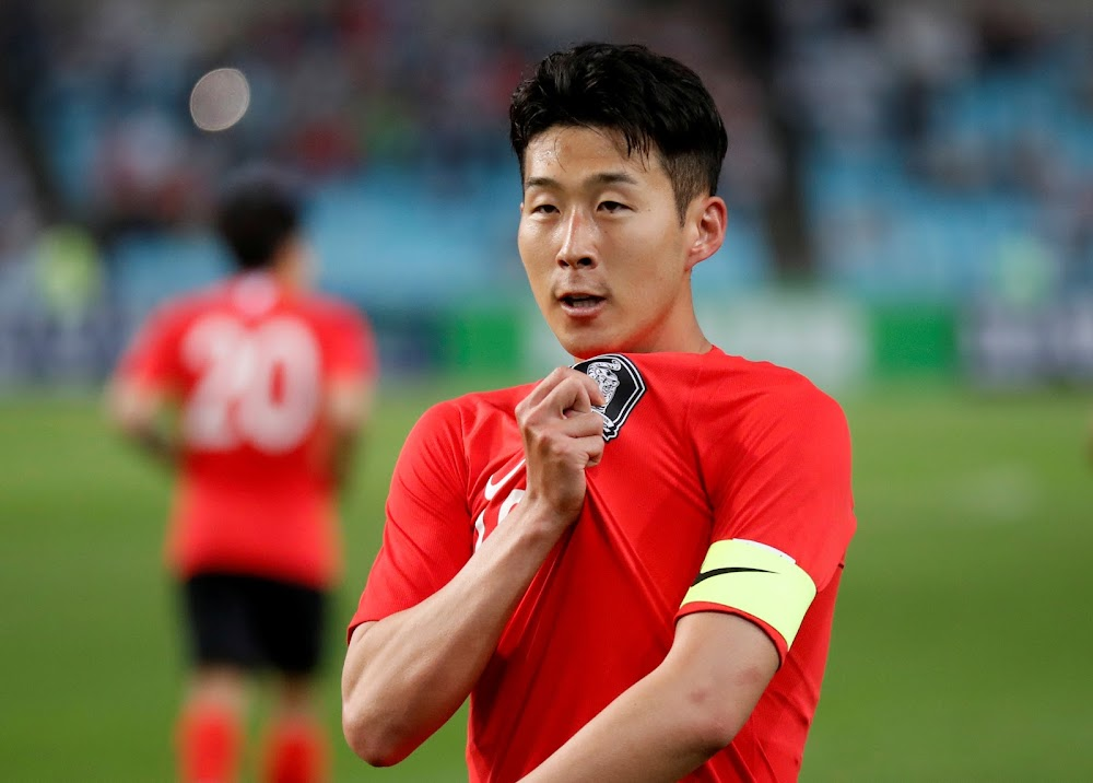 Spurs' Forward Son Set For Chemical Warfare Training In