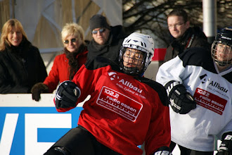 Photo: Polar Soccer WM 2011 -Mit festem Blick