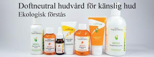 Doftneutral hudvård