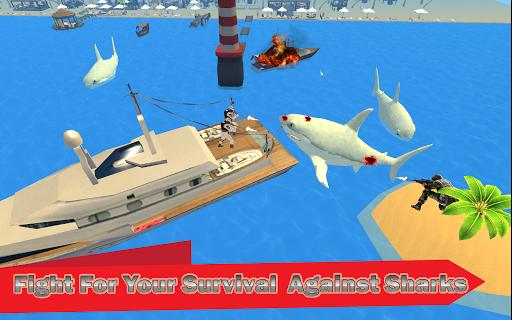 Shark Hunting 3d : Shark Games  screenshots 7