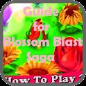Pro Blossom Blast Saga Guide icon