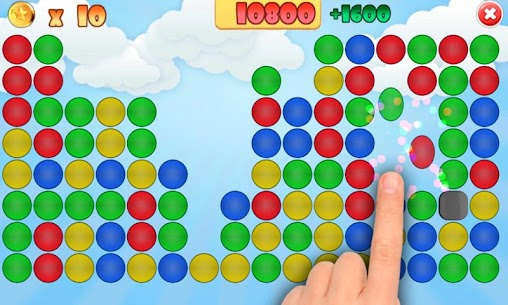 Crazy Colors: Bubbles Matching App Download For Android and iPhone 3