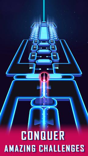 Jump Ball: Tiles and Beats 1.1.0 screenshots 3