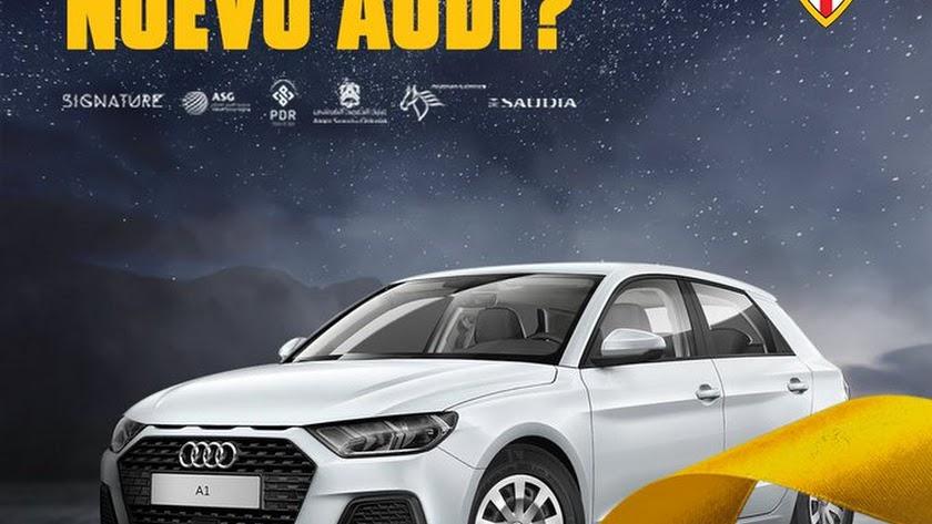 El Audi A1.