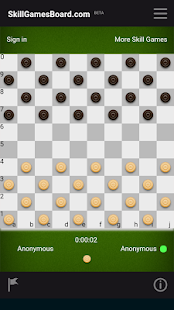 Draughts by SkillGamesBoard - náhled