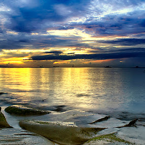 Mertasari Beach by Agus Mahaputra - Nature Up Close Water