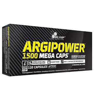 ArgiPower 1500 Mega Caps