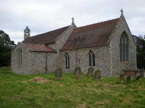 Photo: Norfolk Coast Path - From Warham to Wiveton - Warham: All Saints