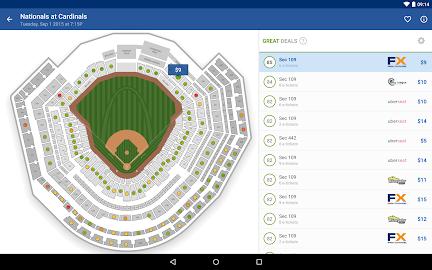 SeatGeek Event Tickets Screenshot 9
