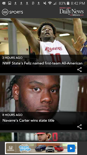 NWF Daily News, FWB, Florida  screenshots 7