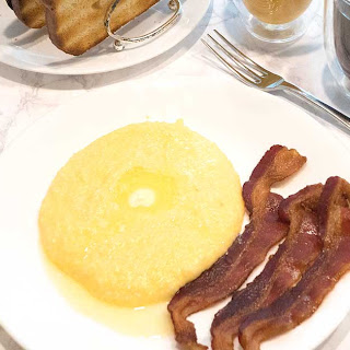 My Mother's Southern Cheese Grits with a Modern Twist.