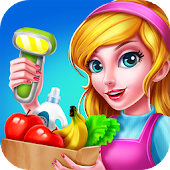 Supermarket Manager - Kids Shopping Game