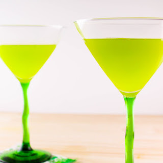 Kiss Me I'm Irish Martini