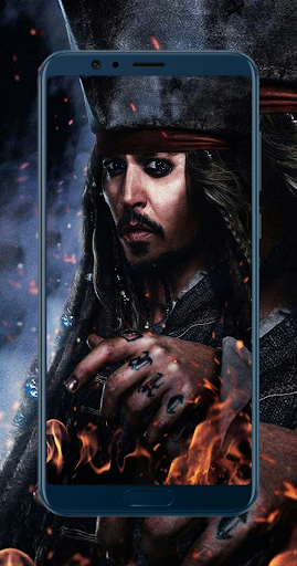 Jack Sparrow Wallpapers Hd App Report On Mobile Action App