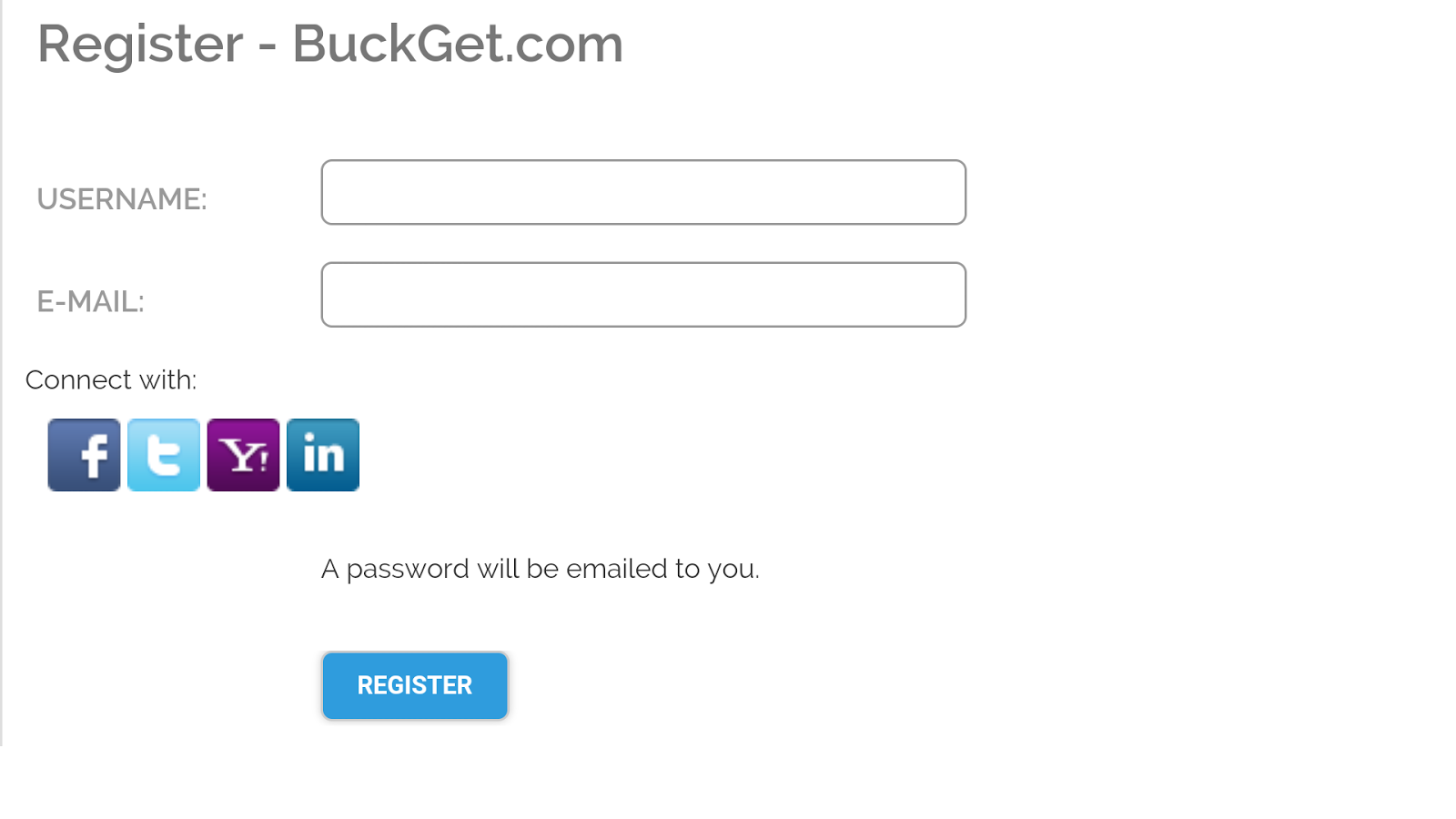 BuckGet - Make money online- screenshot