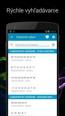 Čísla a symboly - screenshot