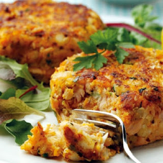 Tuna & Herb Fishcakes