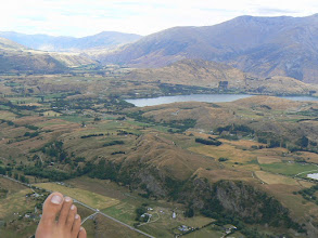 Photo: Queenstown, Paragliding Fly