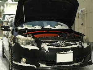 カローラフィールダー NZE141G 1.5X'GEDITION 21年車 後期のカスタム事例画像 hiroさんの2019年12月25日21:44の投稿