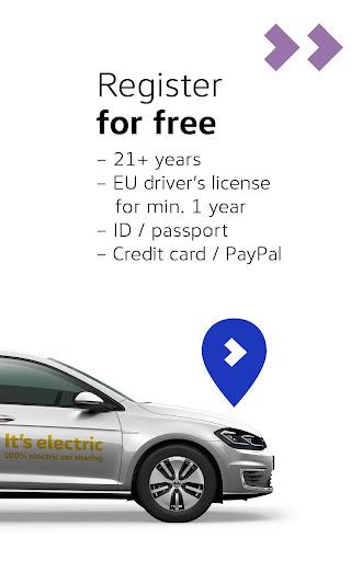 WeShare Car Sharing 1.25.6204 screenshots 4