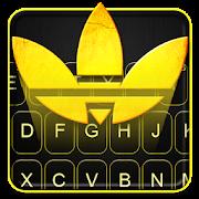 ثيم لوحة المفاتيح Sports Gold Adidos APK