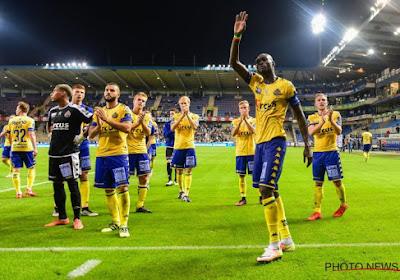 François Marquet en Stijn Vreven rekenen op de steun van de fans van Waasland-Beveren
