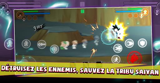 Télécharger Battle Stick Dragon: Tournament Legend mod apk screenshots 3