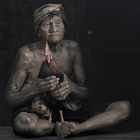 by German Kartasasmita - People Portraits of Men ( senior citizen )
