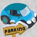 Car parking - grab the flag!
