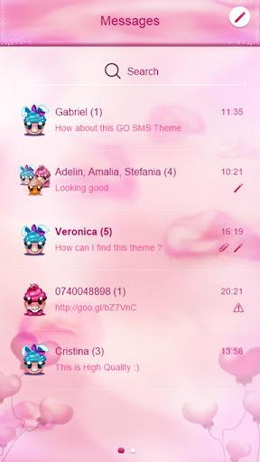 Cute Cupcakes SMS