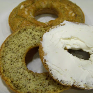 "Low Carb Gluten Free Onion ""Bagels"""