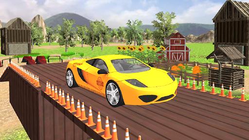 Offroad Car Parking Dernières  captures d'écran 1