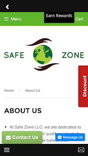 Safe Zone LLC- screenshot thumbnail
