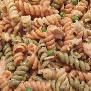 Tandoori Chicken Pasta Salad.