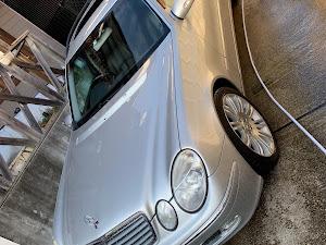Eクラス ステーションワゴン W211 E240T 2004年式のカスタム事例画像 ユッキーカーズさんの2019年08月11日17:31の投稿