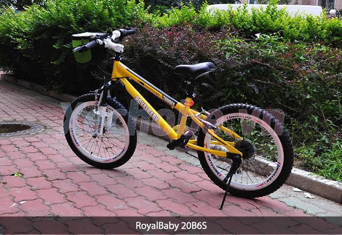 xe đạp royal baby bánh 20 inch cho bé