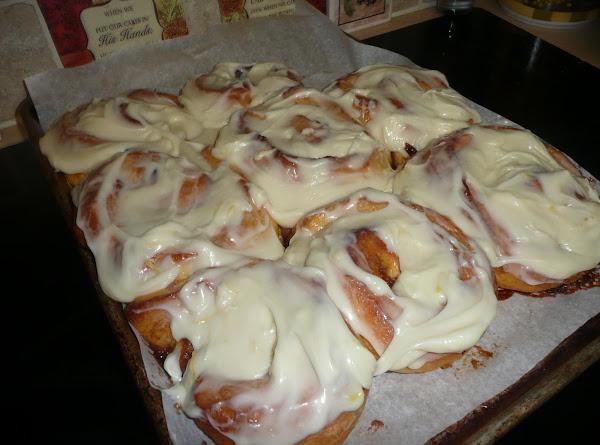 Sweet Potato Cinnamon Rolls Recipe