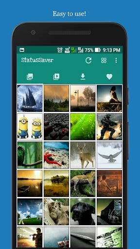 Status Saver For Whatsapp 1.4 screenshots 4