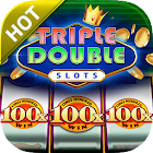 Triple Double Slots Free Slots icon