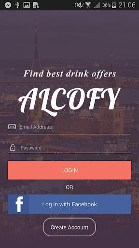 Alcofy - best drink offers