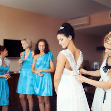 Wedding photographer Kirill Leukhin (leoradio). Photo of 31.10.2012