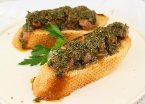 Argentine Bruschetta Recipe