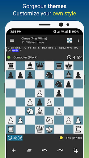 Chess - Play & Learn Free Classic Board Game 1.0.4 screenshots 16