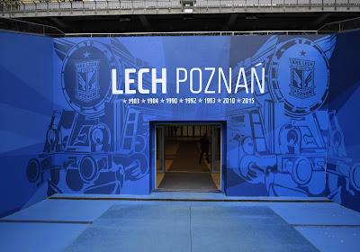 Cinq choses à savoir sur le Lech Poznan, l'adversaire du Sporting Charleroi
