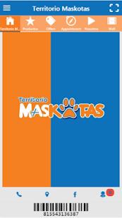 Territorio Maskotas - náhled
