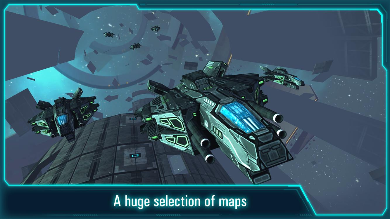 Space Jet: Online 3D space shooter
