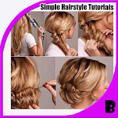 Easy Women Hairstyle Tutorial