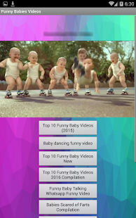 Funny Baby Videos (Funny Clips) - náhled