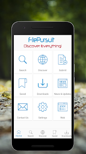 FilePursuit Pro Screenshot