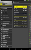 Screenshot of Raiffeisen Smart Mobile